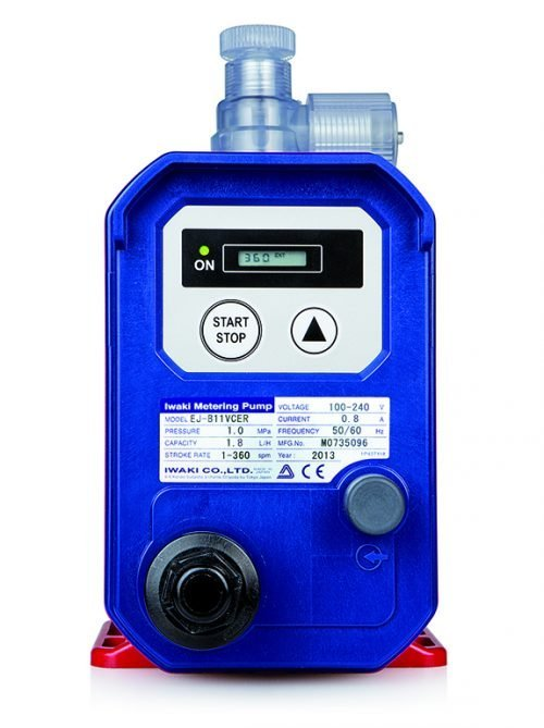 walchem metering pump ej-b09vcur