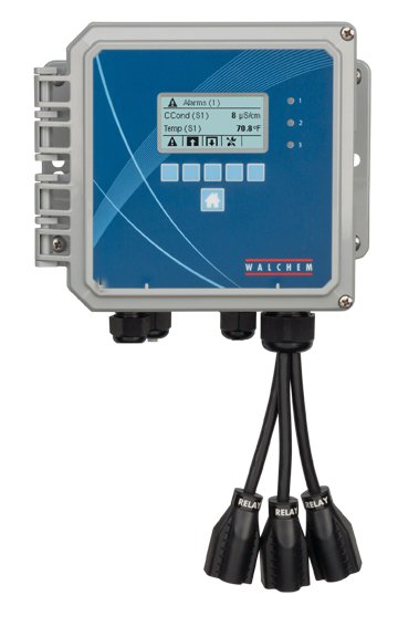 walchem cooling tower controller