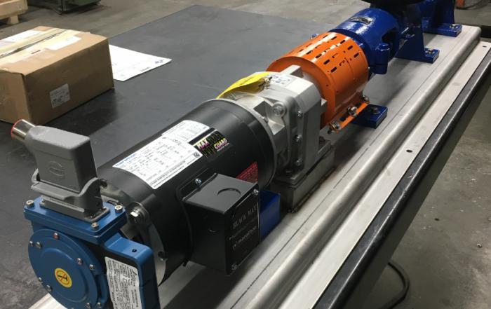moyno 6P2 l-series pump