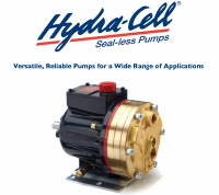 Hydra Cell Positive Displacement Pumps