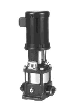 Grundfos CR 1 Vertical Centrifugal Pump