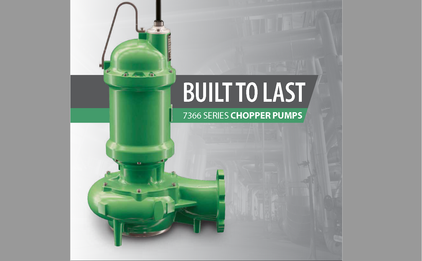 deming demersible chopper pumps