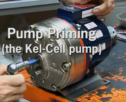 How to prim a Hydra Cell Pump