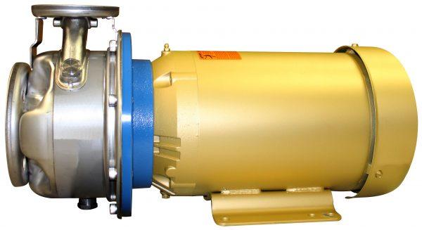 Goulds 15SH08 e-SH Pump 316SS with Viton