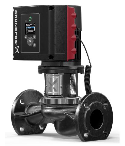 Grundfos VFD Inline Pumps