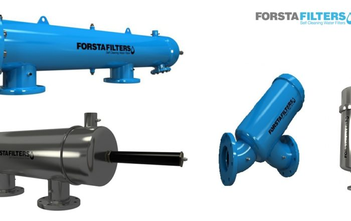 forsta self cleaning filters
