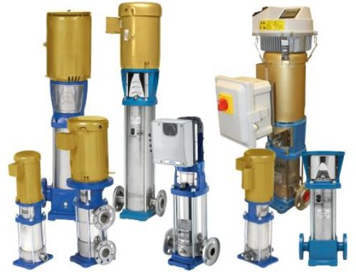 Goulds' e-SV Series Vertical Multi Stage Pumps