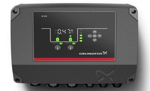 grundfos compact level control