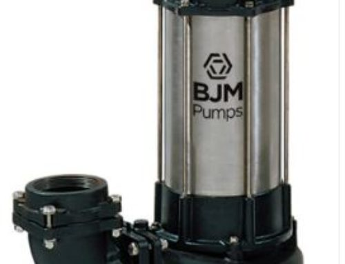 BJM High Temperature Sump Pumps