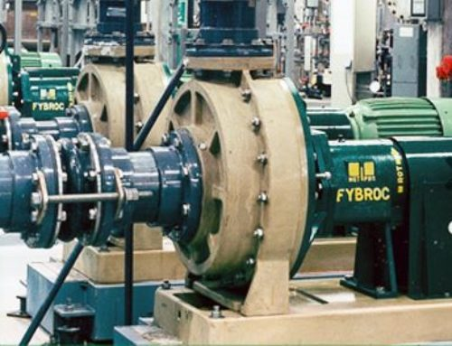 FYBROC Fiberglass Reinforced Pumps