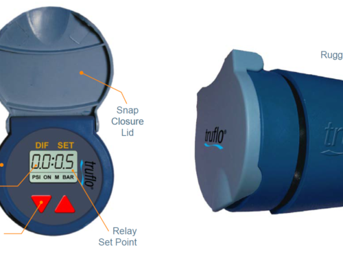 Icon Process Controls Differential Pressure Relay