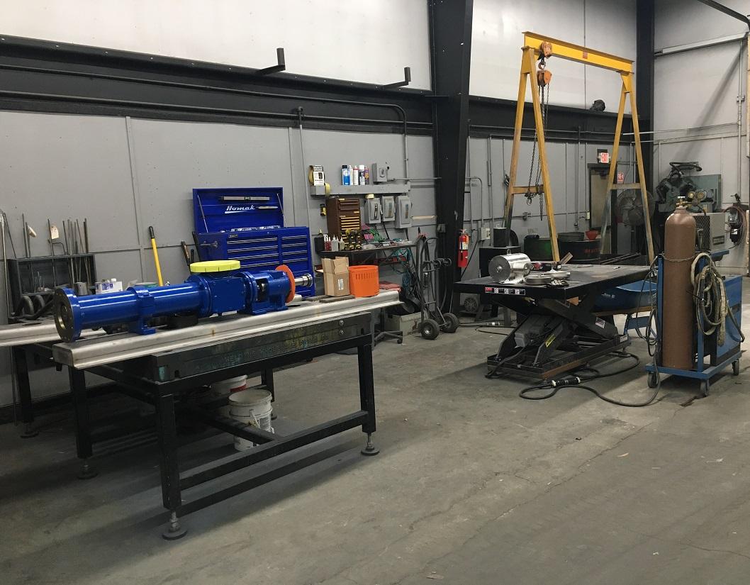 pfc equipment shop