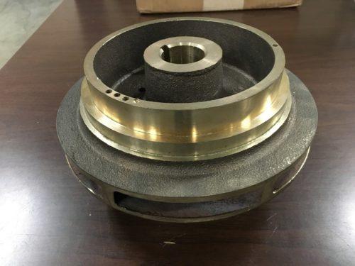 goulds bronze impeller